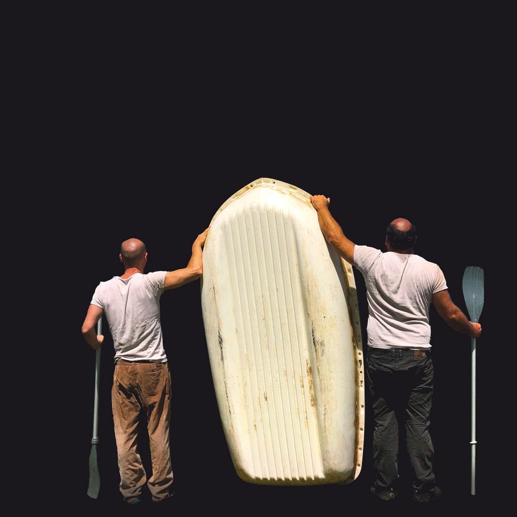 photo surcouf barque